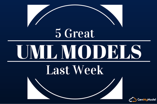 5 Great UML Models Last Week
